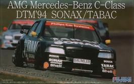Mercedes C180 DTM 1994 - Sonax Tabac - Fujimi 62471