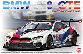 BMW M8 GTE Daytona Winner (2019) - Nunu 24010