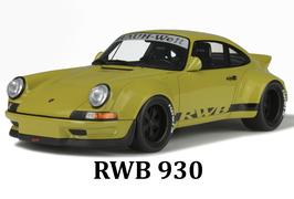 PORSCHE RWB 930 CARRERA