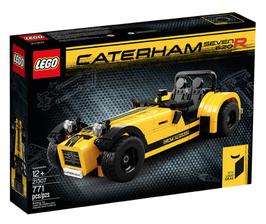 Lego 21307 - Caterham Seven 620 R