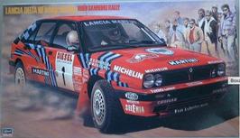 Lancia Delta HF Integrale - Sanremo 1989 - Martini Rossi - Hasegawa CR-8