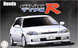 Honda Civic Type R EK9 (1996) - Fujimi 039879