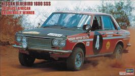 Nissan Bluebird 1600 SSS Winner Safari Rally (1970) - Hasegawa 21266