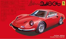 Ferrari Dino 246 GT - Fujimi RS 116