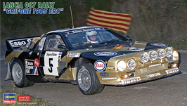 Lancia 037 Gr.B - European Champion 1985 - Grifone Esso - Hasegawa 20485