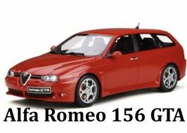 ALFA ROMEO 156 GTA SPORTWAGON (2002)