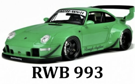 PORSCHE RWB 993