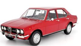 ALFA ROMEO ALFETTA 1800 (1972) - ROSSO