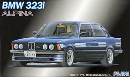 BMW 323I E21 Alpina (1980) - Hasegawa 126111