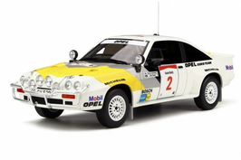 "OPEL MANTA 400 GR.B ""SAFARI RALLY 1985 - H:TOIVONEN"" -- OTTOMOBILE cod. OT245"