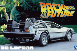 De Lorean DMC12 - Back To the Future I - BT01
