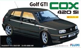Volkswagen Golf III GTI Cox 420 Si (1991) - Fujimi 126180