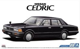 Nissan Cedric 430 Sedan 200E GL (1981) - Aoshima 051603