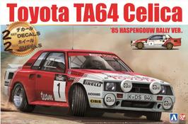 Toyota Corolla TA64 Gr.B (1985) - Belga - Aoshima Beemax 24021