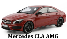 MERCEDES CLA AMG 45
