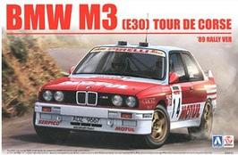 BMW M3 Gr.A - Tour de Corse 1989 - Bastos - Aoshima Beemax 24018