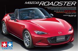 Mazda MX5 Roadster (2015) - Tamiya 24342