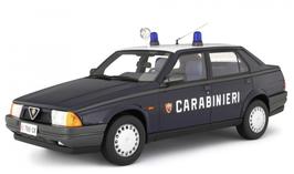ALFA ROMEO 75 1 1.8 I.E. (1988) - CARABINIERI - LAUDORACING 1/18