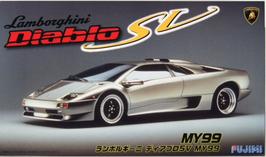 Lamborghini Diablo SV - Fujimi 12634