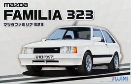 Mazda Familia 323 (1982) - Fujimi ID121