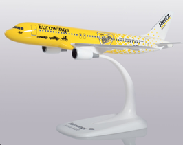 Airbus A320 - Eurowings Hertz 100 Years