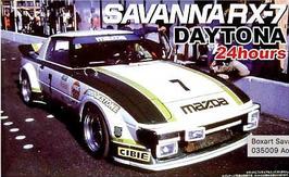 Mazda Savanna RX7 IMSA 24H Daytona (1979) - Aoshima - 035009