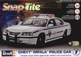 Chevrolet Impala Police (2005) - Revell 85-1928