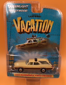 OLDSMOBILE VISTA CRUISE - ATIONAL LAMPOON'S VACATION