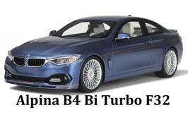 ALPINA BMW B4 Bi-Turbo F32