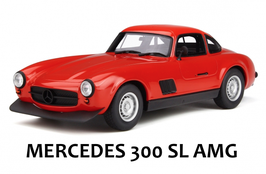 MERCEDES 300 SL AMG