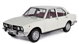 ALFA ROMEO ALFETTA 1800 (1972) - WHITE - LAUDORACING COD. LM097A