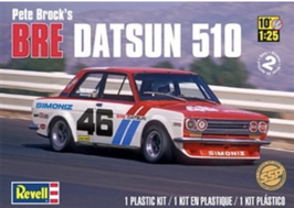 Datsun 510 SCCA - BRE - Revell 85-1445