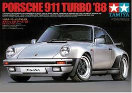 Porsche 911 Turbo (1988) - Tamiya 24279