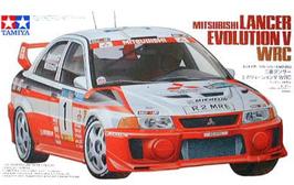 Mitsubishi Lancer Evo VI - WRC Champion 1998  - Tamiya  24203