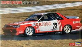 Nissan Skyline GTS R (R31) Gr.A JTCC 1988 - Ricoh - Hasegawa 20372