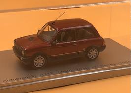 AUTOBIANCHI A112 ABARTH 7° SERIE (1984)