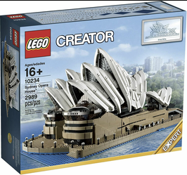 Lego 10234 - Sidney Opera House