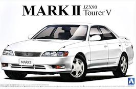 Toyota Mark II tourer V JZX90 (1993) - Aoshima 052136