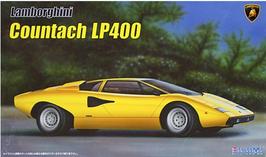 Lamborghini Countach LP 400 - Fujimi 082806