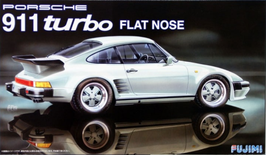 Porsche 911 Turbo Flat Nose (1976) - Fujimi 126829