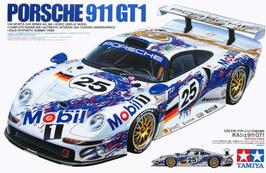 Porsche 911 GT1 Le Mans 1997 - Mobil1 - Tamiya 24186