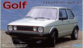 Volkswagen Golf I GTI (1975) - Fujimi 12609