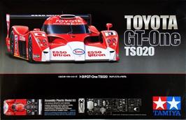 Toyota GT One 24h Le Mans (1999) - Esso - Tamiya 24222