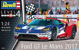 Ford Gt Le Mans (2017) - Revell 07041