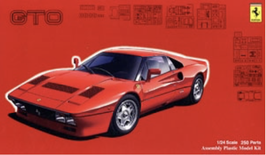 Ferrari 288 GTO (1984) - Fujimi RS 105
