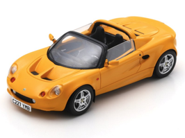 Lotus Elise S1 (1996) - Yellow