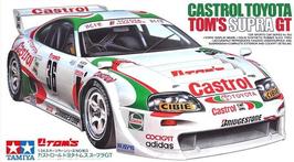 Toyota Supra Tom's Super GT (1994) - Castrol - Tamiya 14163