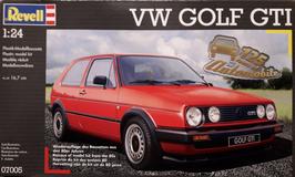 Volkswagen Golf II GTI (1983) - Revell 07005