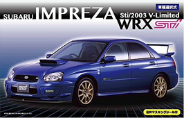 Subaru Impreza WRX Sti (2003) - Fujimi 039404