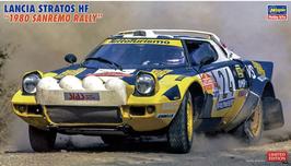 Lancia Stratos HF Gr.4 - Sanremo 1980 - Olio Fiat - Hasegawa 20460